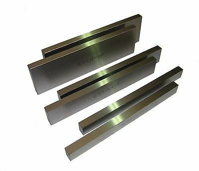 Rdgtools 10mm Wide Matched Parallel Pairs Various Sizes Milling Engineering • 16.50£