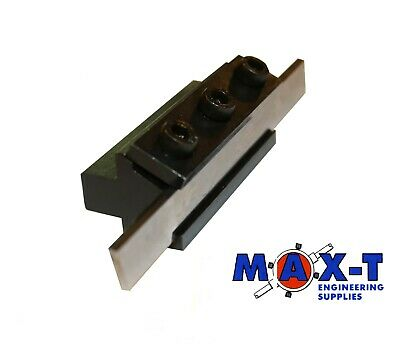 Parting Off Lathe Tool Holder With 3/32  X 1/2  X 4-1/2  HSS Tapered Blade • 11.75£