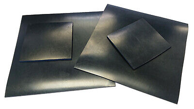Neoprene Rubber Gasket Sheet - Various Sizes 1mm - 10mm Thick - Solid Sheeting  • 20£