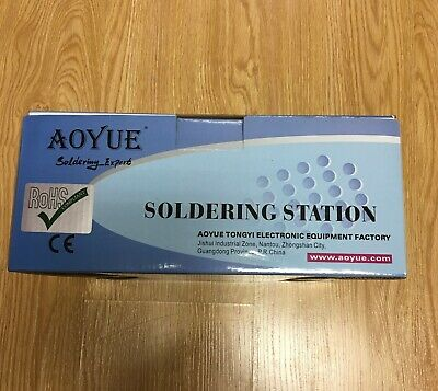 Soldering Station AOYUE - Int 950 SMD HOT TWEEZERS. • 70£