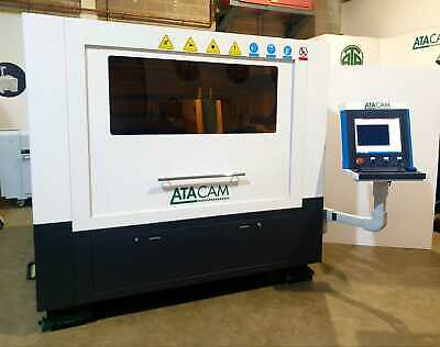 Fibre Laser Metal Cutting Machine 1300 X 1300 Bed 1kW UK Stock And Support. • 59,995£