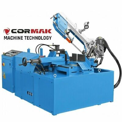 CORMAK S-200RHA Automatic Metal Band Saw Cutting Metalworking Bandsaw Hobby Cut • 10,584£