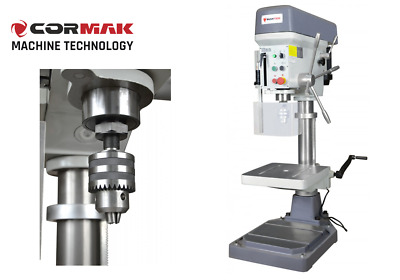 CORMAK WS32 Bench Drilling Machine Rotary Pillar Press Tool Table Stand Drill • 1,295£
