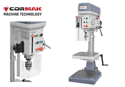 CORMAK WS32B  Bench Drilling Machine Rotary Pillar Press Table With AUTOFEED • 1,619£