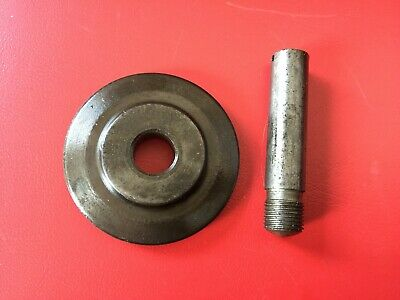 Replacement Cutter Wheel & Pin, Centre Hole = 9.50 Mm, O.D. = 41.1 Mm For Record • 7.99£