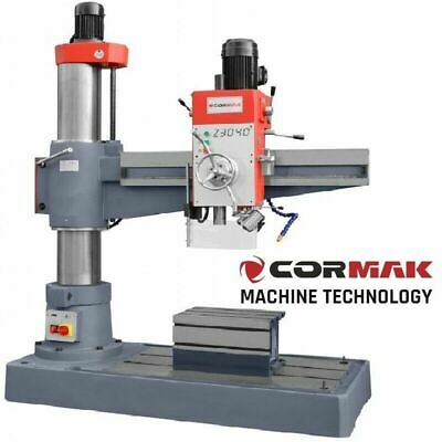 CORMAK 3032×1000 Radial Arm Drilling Machine Column Press Bench • 4,019£