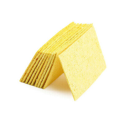 Clean Tool 10X High Temperature Enduring Condense Soldering Iron Cleaning Sponge • 3.11£