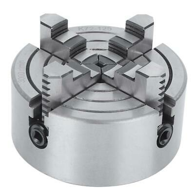 K72 4 Jaw Lathe Chuck Independent 125mm For CNC Drilling And Milling Machine • 54.99£