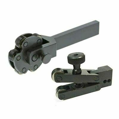 6 Knurl Knurling Tool 6  With Knurling Tool Holder V Type Capacity 5 - 20 Mm • 57.48£