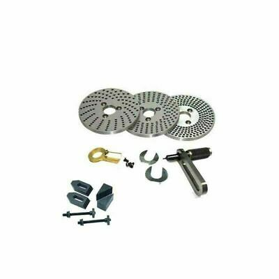 Dividing Plate Set / Indexing Plate Set With Clamping Kit M8 • 57.48£