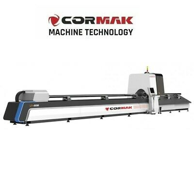 CORMAK FIBER LF60M Laser Cutting Machine For Tubes And Profiles Engraving Cutter • 79,399£