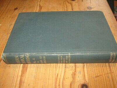 Modern Mechanical Engineering Gibson & Chorlton 1923 Very Good Cond'n For Year • 17.50£