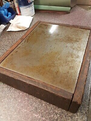 Cast Iron Engineers Surface Plate - Model Engineering, Live Steam  • 20£