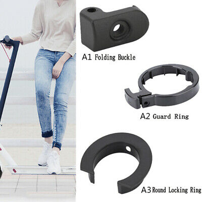 Folding Buckle Clasp Hook Ring Repair Part For Xiaomi Mijia M365 Scooter Bike W0 • 4.62£