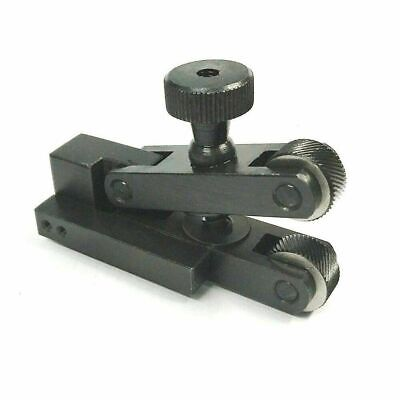 Knurling Tool Holder V Type For Metal Lathe Turning Capacity 5 - 20 Mm For Lathe • 27.99£
