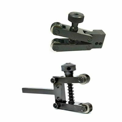 Knurling Tool Holder V Type With Spring Loaded Clamp Type Knurling Tool • 52.99£