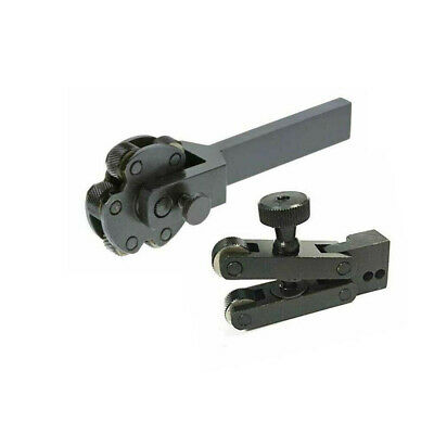 Knurling Tool Six Wheel With Knurling Tool Holder V Type Capacity 5 - 20 Mm • 52.99£