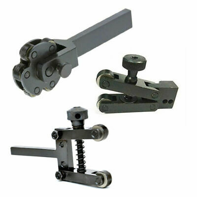 Knurling Tool 6 Knurl And Knurling Tool V Type With Spring Loaded Knurling Tool • 69.99£