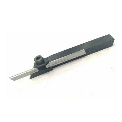 Mini Lathe Cut Off Parting Tool 8 Mm Square Shank With Suitable HSS Blade • 16.99£