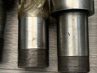 Job Lot Of Of Milling Cutting Tools Slot Drills End Mills Good Condition • 40£