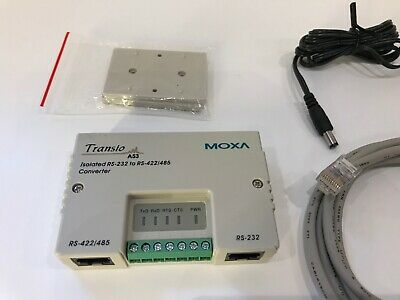 Moxa Transio A53 Smart Converter, Used • 39£