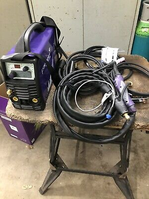 Parweld Xtt207 Dc 200 Amp Dual Voltage Tig Welder. Brand New Special Offer • 650£