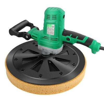 JHS-375A Handheld 220V/50HZ Electric Cement Polishing Machine Fr Wall Decoration • 99.99£