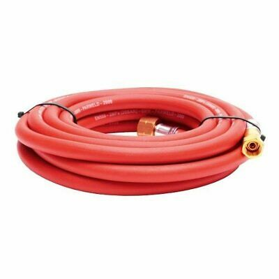 Acetylene Hose Only 5m - 10m 1/4 Or 3/8 Fittings! • 18.99£