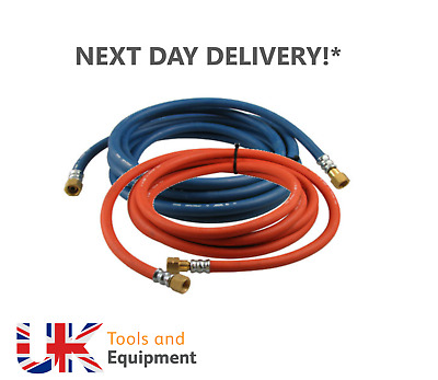 New Oxy Acetylene Hose Set! Next Day Delivery • 27.95£