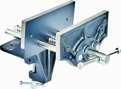 WOODWORKING VISE PORTABLE 6 Inch -150 Mm  (PROFESSIONAL  CARPENTRY) UNBREAKABLE • 61.89£