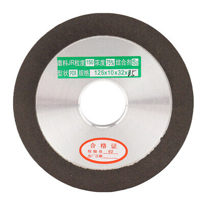 125mm Diamond Grinding Wheel Cutting Disc For Tungsten Steel Milling Cutter Tool • 9.32£
