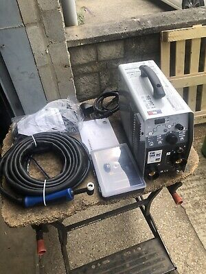 Weldability 200 Amp Ac/dc Tig Welder. 240 Volt Single Phase. Special Price • 800£