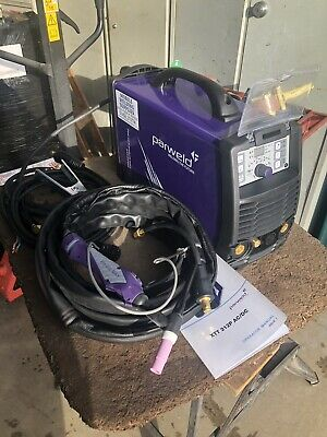 Parweld Xtt212 Ac/dc Tig Welder 240/110 Volt. Single Phase. Brand New. Special P • 950£