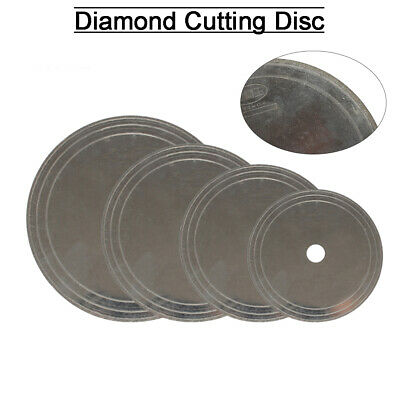 4 ~8  Diamond Saw Blade Thin 0.5mm Jewelry Lapidary Grinding Wheel Cutting Disc • 11.50£