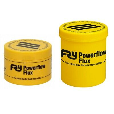 Fernox FRY Powerflow Flux For Lead Free Solder, WRAS Approved Material • 8.49£