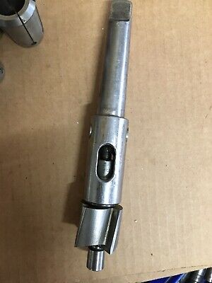 Milling 1.5/8 Cutter With Morse Taper • 25£