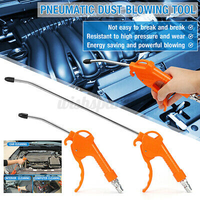 100MPa Air Duster Compressor Blow Pistol Type Pneumatic Cleaning Tool Power Tool • 6.80£