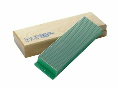 DMT Diamond Whetstone 200mm Wooden Box Green 1200 Grit Extra Fine • 125.50£