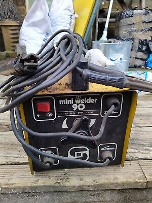 SIP Mini ARC Welder 90 • 40£
