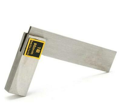 90º Machinist Square Right Angle Engineer Carbon Steel Measure Tool • 15.99£