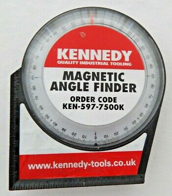 Kennedy Magnetic Angle Finder • 4.99£