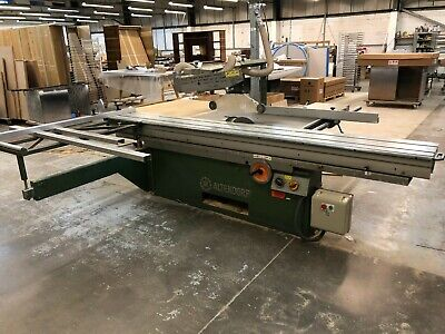 **ALTENDORF F90 Sliding Table Panel Saw - Must Go** NO RESERVE - CHEAP • 1,299£