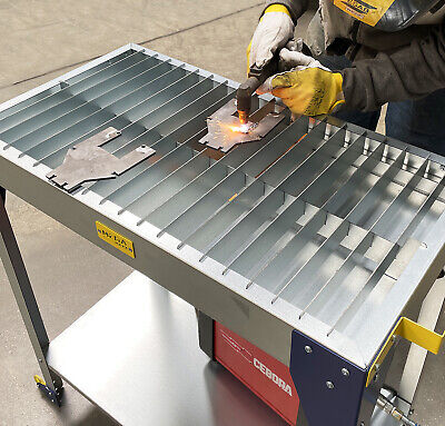 Handheld Plasma Cutter Cutting Table Workbench - Not Hypertherm CNC Esab R-Tech • 149.95£