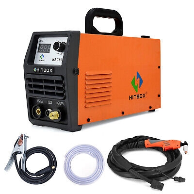 HBC5500 Plasma Cutter 220V Inverter Cut Digtal Air Plasma Cutting Machine Plasma • 167.99£
