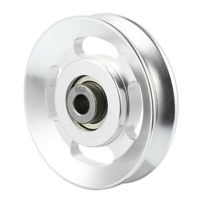 1 Pc Practical Bearing Pulley Heavy Duty Pulley For Women Adults • 11.73£