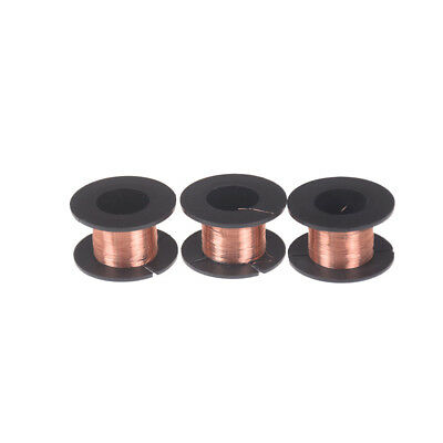 11M 0.1mm Diameter Varnished Wire Thin Copper Wire DIY Rotor Enamelled Wir*yr • 3.28£