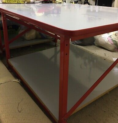 Industrial Workroom Cutting Table • 250£