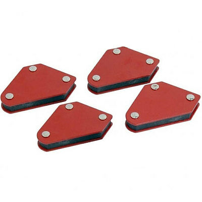 4 Pack Welding Aids Holder Magnets Soldering Welder Metal Sheet Working Tools • 4.49£
