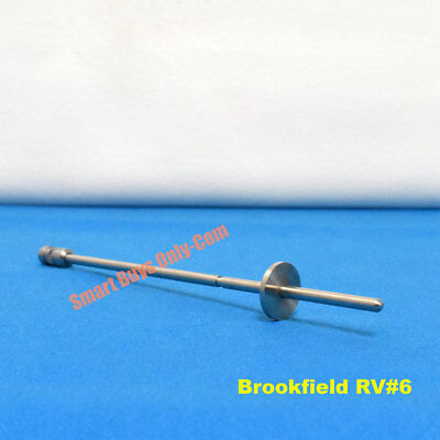 Brookfield RV/HA/HB Viscometer Spindle # 6 • 44.34£