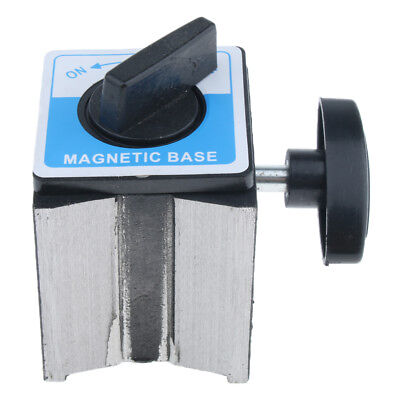 Dial Gage Holder Magnetic Base Metal Test Indicator Stand W/ Adjustable Arm • 23£